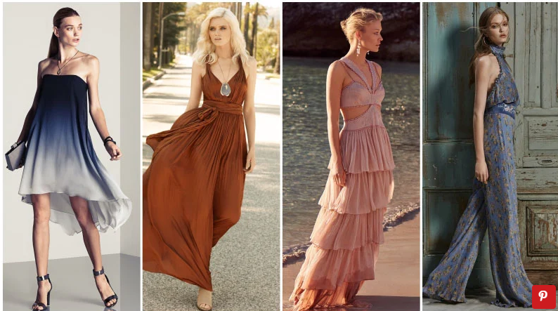 What To Wear To A Wedding For Women's (2021) Beach Wedding Attire for Guests