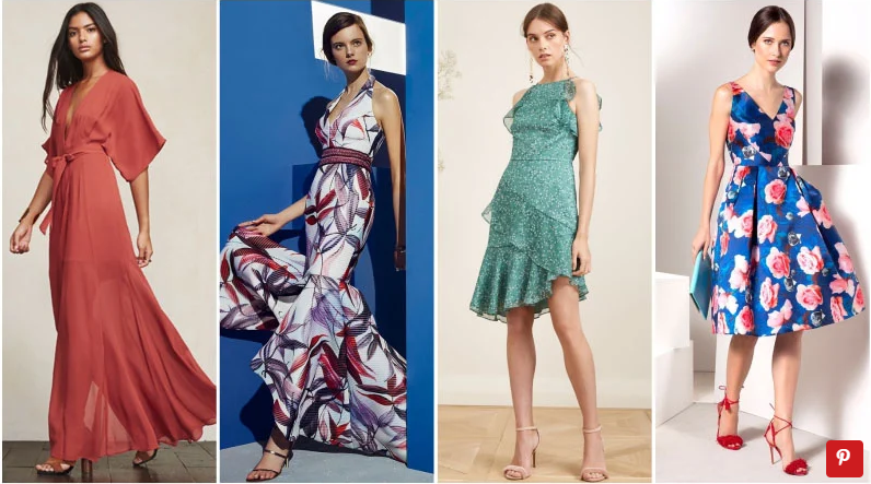 What To Wear To A Wedding For Women's (2021) Summer Wedding Attire for Guests
